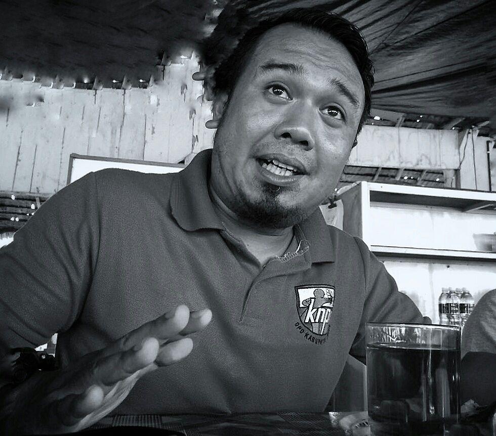 Safaruddin ketua DPD KNPI Lingga