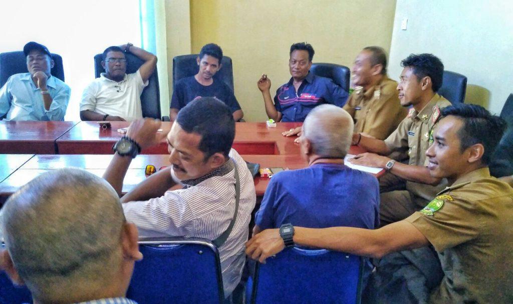 Sekretariat Dewan (DPRD) Lingga bincang bersama Jurnalis Lingga