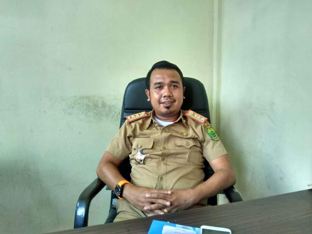 Kepala Bidang (Kabid) Pemuda dan Olahraga di Disparpora Kab. Lingga, Saparudin